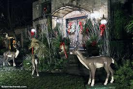 Deer Christmas Lights A Tour Of Brooklyn U0027s Christmas Lights Luxe Adventure Traveler