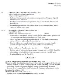 financial statement cover letter