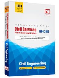cse prelims civil engineering exam previous year solved paper