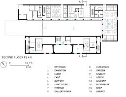 foundation floor plan the barnes foundation 2012 06 16 architectural record