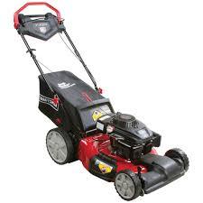 craftsman 159cc my stride front wheel drive mower lawn u0026 garden