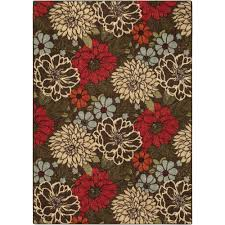 Walmart Rugs Kids by Better Homes And Gardens Suzani Area Rug Or Runner Walmart Com