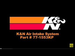 2011 jeep wrangler cold air intake 2007 2011 jeep wrangler jk performance cold air intake kit k n 77