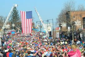 Manchester Thanksgiving Road Race Perfect Weather Accompanies 76th Thanksgiving Day Road Race In