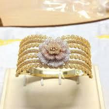 wedding bangle bracelet images China gold jewellery dubai bracelet latest models wedding bangle jpg