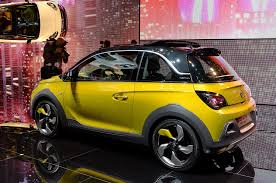opel adam rocks opel cool cars n stuff