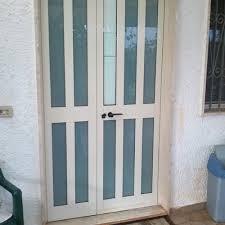 portoncini ingresso in alluminio portoncino ingresso alluminio o pvc 2 ante asimmetriche