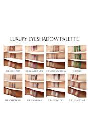 Luxury Color Palette Luxury Palette U0027 Colour Coded Eyeshadow Palette Eyeshadow And Makeup