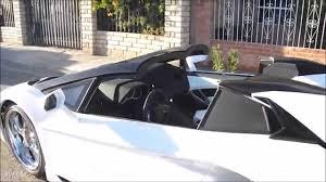 lamborghini aventador replica lamborghini aventador roadster replica racicali