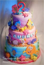 Bubble Guppies Decorations Saving With Sarah Bad Cake Pictures Not Bad Cakes
