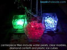 Lighted Centerpiece Ideas by Possible Diy Centerpiece Lighting Centerpieces Water Gel