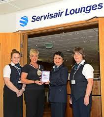 Image Gallery Lindsay Jones Lenny - servisair aberdeen award airports international the airport