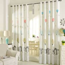 Green Kids Curtains Poly Cotton Blend Kids Curtains On Sale Curtains Market Com