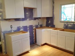 white shaker kitchen cabinets home depot modern cabinets