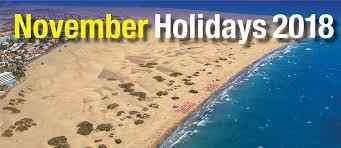 november 2018 cheap november sun holidays from ireland