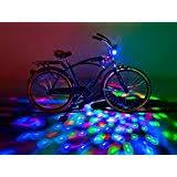 Light Bicycle Amazon Com Monkey Light M232 200 Lumen Bike Wheel Light 32