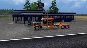 volvo truck 2016 grave digger truck trailer volvo truck trailer for ls 2015 mod