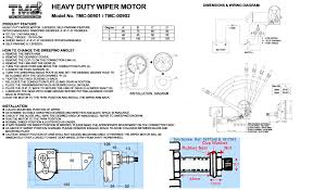 tmc and doga boats wiper motors arms and blades online s
