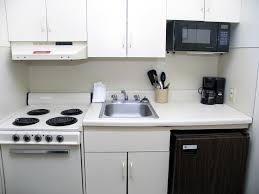 Efficient Apartment Interesting Efficiency Apartment Kitchen Design Photo Decoration