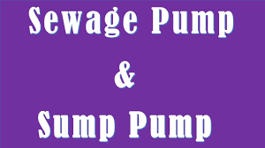 Basement Bathroom Sewage Pump Difference Between Sewage Pump And Sump Pump Sewage Pump Vs Sump