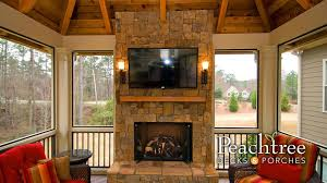 fireplaces peachtree decks u0026 porches