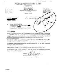 legal letter to stop harassment promotion decline letter