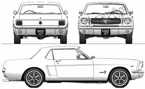 ford mustang dimensions 1965 ford mustang dimensions car autos gallery