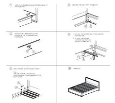 How To Assemble A Bed Frame Ikea Bed Frame Assembly Ikea Malm Single