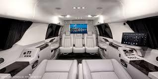 luxury mercedes sprinter becker automotive design luxury transport coaches sprinter