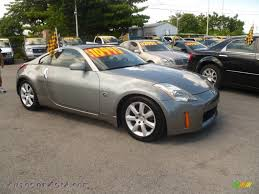 nissan coupe 350z 2003 nissan 350z touring coupe in silverstone metallic 020966