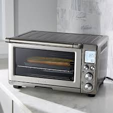 Breville Convection Toaster Oven Breville Bov800xl Smart Oven Crate And Barrel
