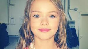 sandra orlow childhood pictures childhoods of girls like russian model kristina pimenova 10 should