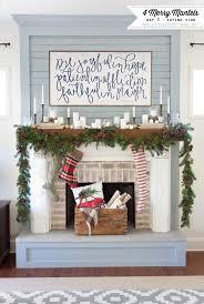 25 unique fireplace mantel decorations ideas on