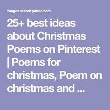 25 unique poem on christmas ideas on pinterest poem on family