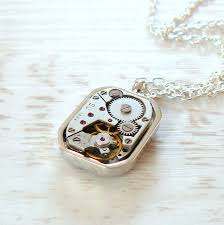 ladies necklace watch images Dragonfly or bee watch movement necklace by pennyfarthing designs jpg