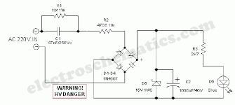 automatic led night light led night l circuit