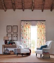 Large Print Curtains Curtains Clementine 223298 Sanderson Pinterest Blinds