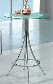 glass pub table and chairs 61 best glass table set images on pinterest glass end tables