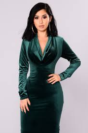 velvet dress velvet dress green