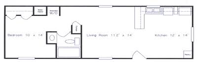One Bedroom Trailer South Bossier Mobile Home Rentals Llc Landmark Realty