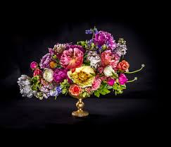 Peony Floral Arrangement by The Perpetual Appeal Of Peonies