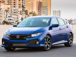 Civic Engine Size Honda Civic Si Sedan 2017 Pictures Information U0026 Specs
