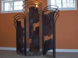 Custom Room Dividers by Handmade Custom Iron Room Divider By Nop U0027s Metalworks Custommade Com