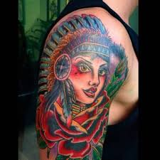 indian tattoo art and designs