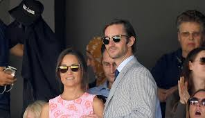 this is how pippa middleton is preparing for her wedding day grazia
