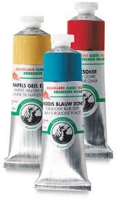 Classic Paint Old Holland Classic Oil Colors Blick Art Materials