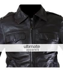 brown motorcycle jacket captain america first avenger steve rogers brown biker jacket
