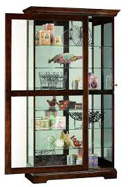 Kitchen Cabinet Glass Shelves Curio Cabinet Large Wall Mounted Curioinets Roselawnlutheran