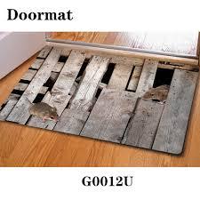 modern eye catching doormats for outdoor indoor or bathroom use