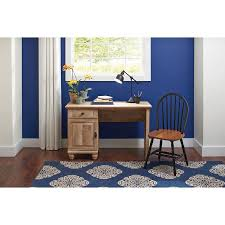 better homes and gardens crossmill coffee table better homes and gardens crossmill desk multiple finishes walmart com